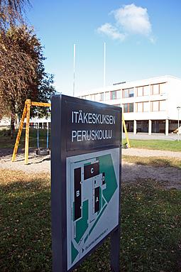 Itäkeskuksen Peruskoulu